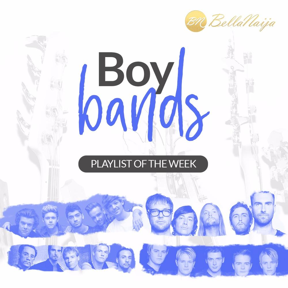 BN Playlist of The Week: Boy Bands