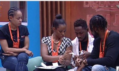 #BBNaija - Day 38: Lemons For Lemonade, Treasure Hunt & More Highlights