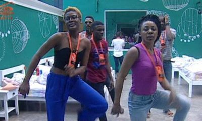 #BBNaija - Day 39: Lover's Brawl, I'm Every Woman & More Highlights