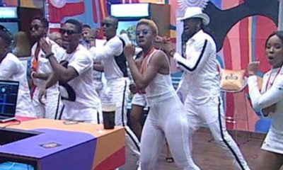 #BBNaija - Day 41: When Women Win, Party Up and More Highlights