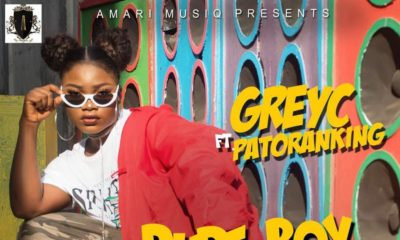 "GreyC unveils Debut Single under Amari Musiq | Watch Video for ""Rude Boy"" featuring Patoranking on BN"