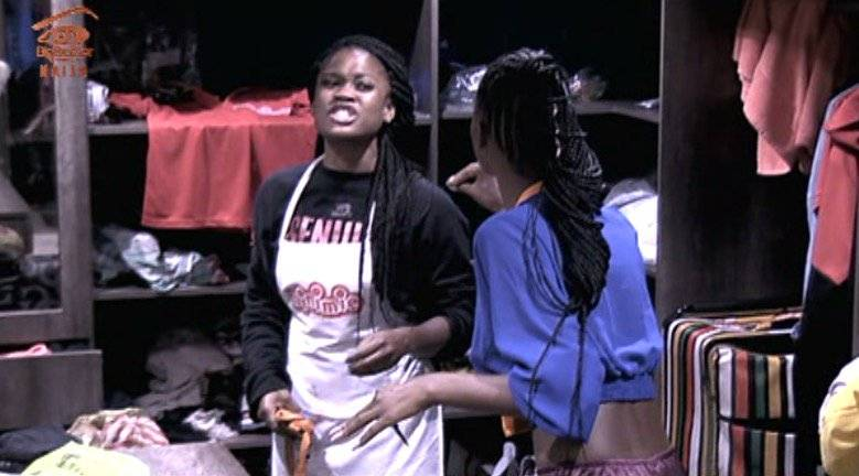 #BBNaija - Day 58: Pepper Flavored Tempers, Honesty at its Peak & More Highlights