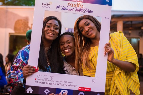 Taxify international women's day