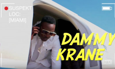 "Dammy Krane releases Two New Videos off ""Leader Of The Street"" EP 
