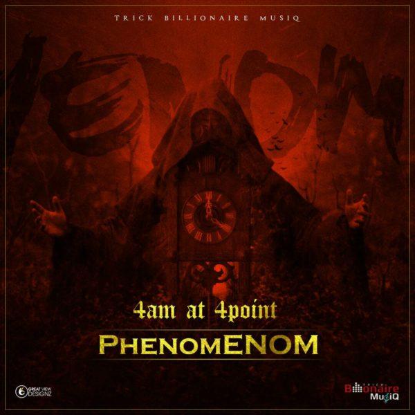 New Music + Video: Phenomenom - 4am at 4point