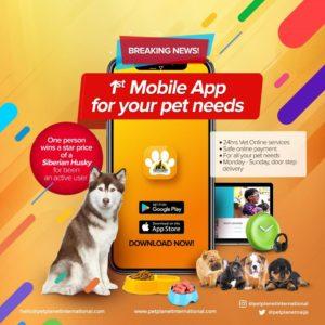 Pet Planet International App