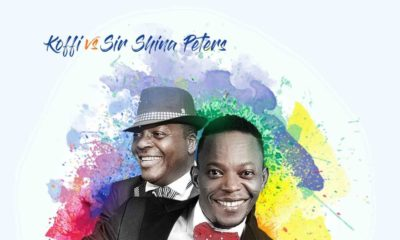 "Koffi features Sir Shina Peters on New Single ""Gentleman"" 