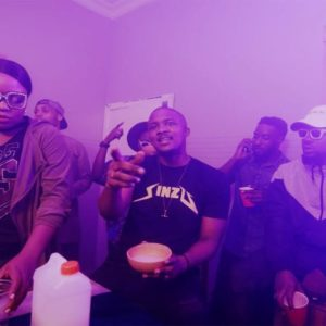 New Video: Show Dem Camp feat. Boj & Odunsi - Popping Again