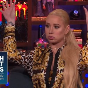 Iggy Azalea reveals how she Burnt all Nick Young's Designer Clothes | WATCH