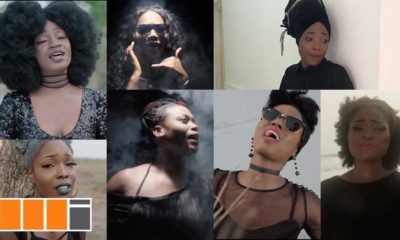 "Ghanaian Female All-Stars team up for Ebony Reigns Tribute ""Nana Hemaa"" 
