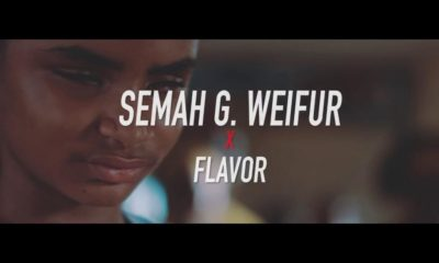 "Love is ""All We Need"" ❤ - Semah G. Weifur & Flavour team up on New Music Video 