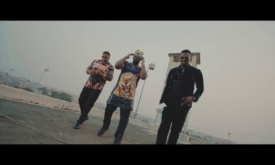 New Video: Larry Gaaga feat. Wande Coal & Baseone - Sho Ja