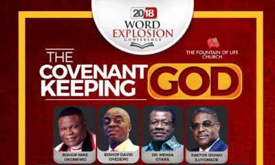 Word Explosion Conference.