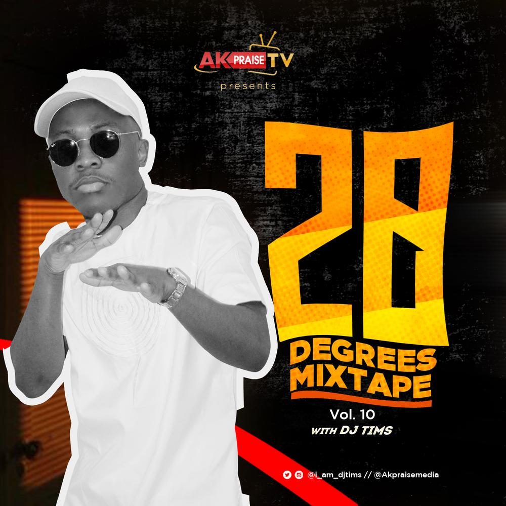 New Mixtape: DJ Tims - 20 Degrees Mixtape (Vol. 10)