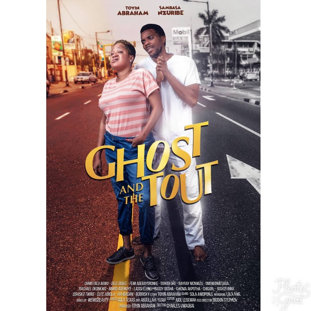 Image result for Ghost And Tout