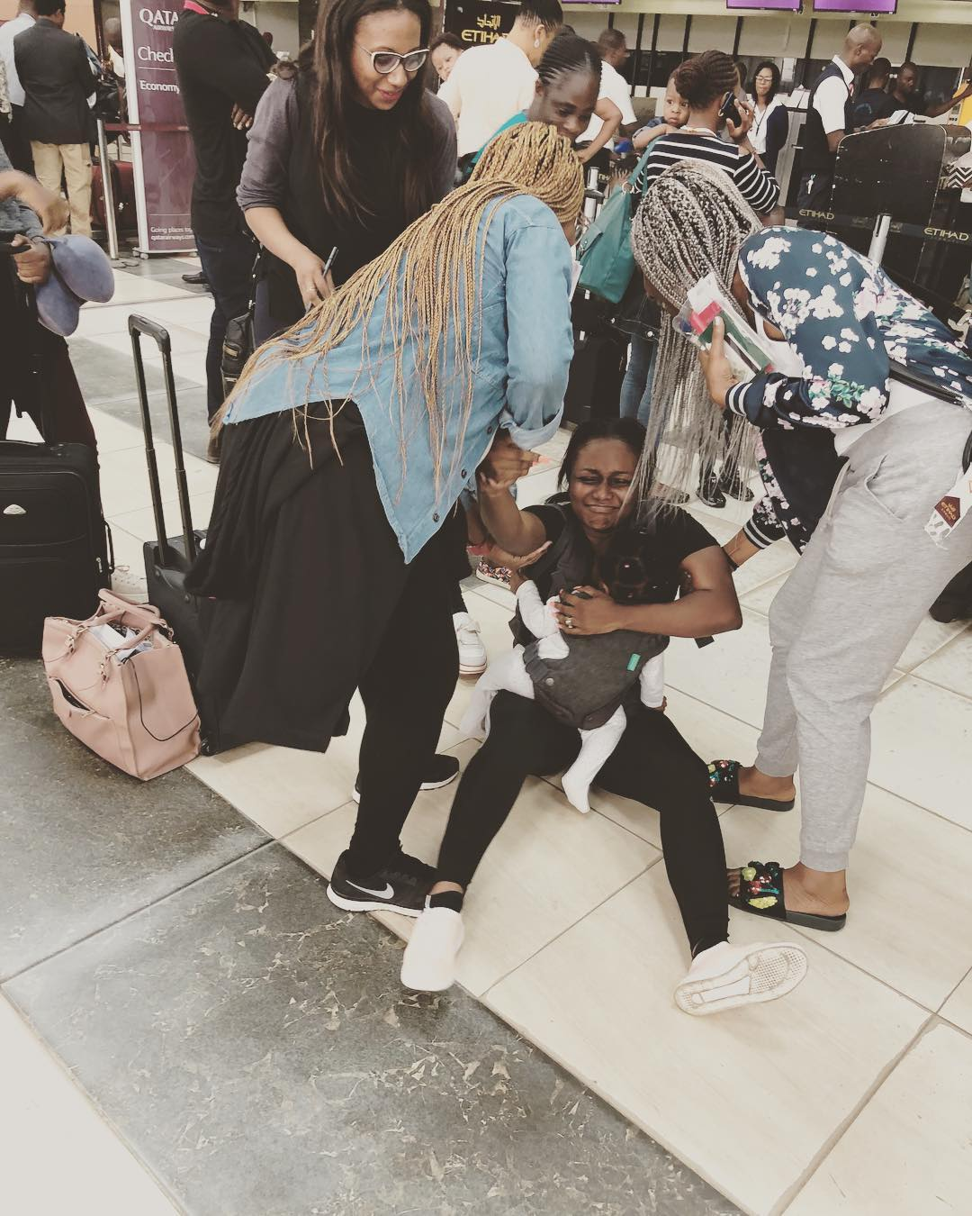 Birthday Getaway! Lami Phillips' Husband Surprises Her