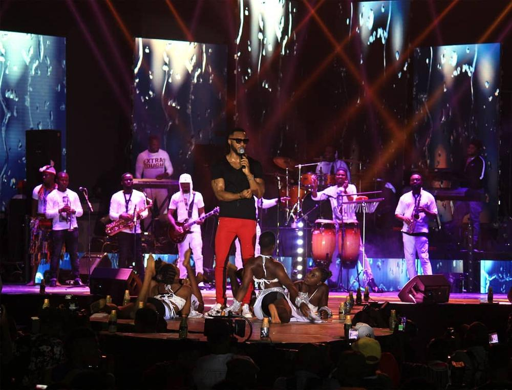 Phyno, Tekno, Semah thrill Fans in Enugu at #FlavourOfAfrica Concert