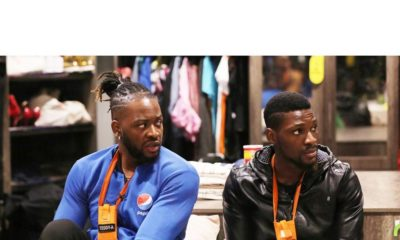 #BBNaija - Day 63: In Too Deep, All Hail Teddy A & More Highlights