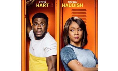 "Kevin Hart & Tiffany Hadish star in New Movie ""Night School"" 