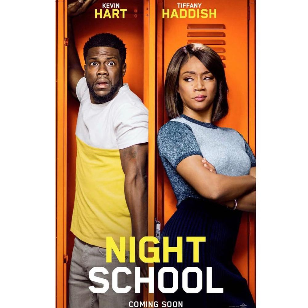 Trailer Arrives For Comedy Night School