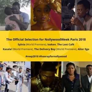 'Isoken', 'The Wedding Party 2', 'After Ego' selected to Show at 6th Edition of Nollywood Week Film Festival in Paris