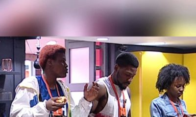 #BBNaija - Day 68: The Three Musketeers, Feelings Too Deep & More Highlights