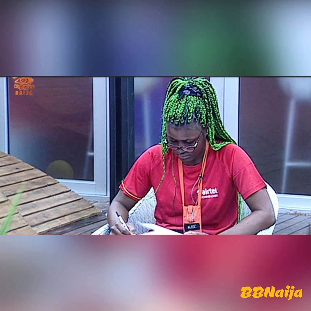 #BBNaija - Day 73: Nursing Feelings, Goals for Education & More Highlights