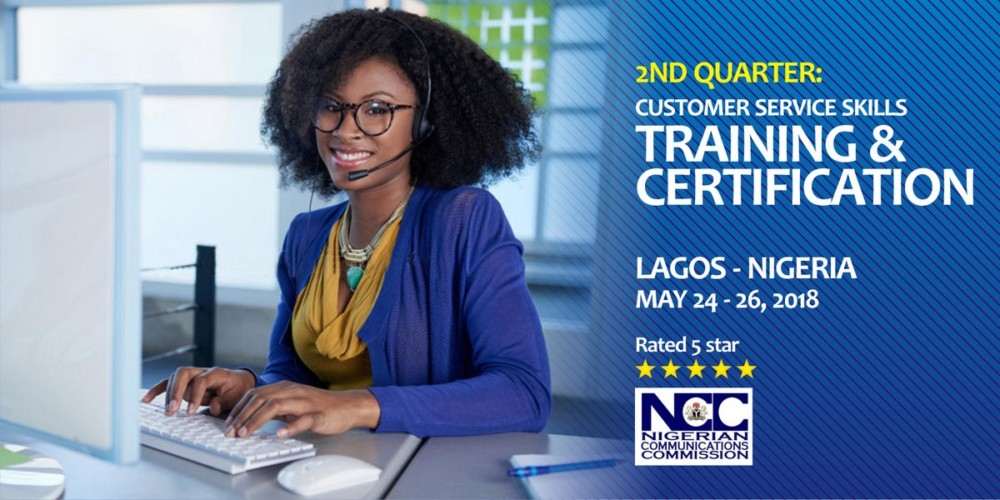 Pursue A Career As A Customer Service Professional Attend The 2018