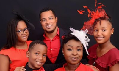 """Family is such a beautiful thing. Family is Everything"" - Van Vicker"