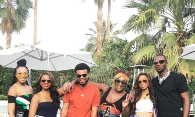 DJ Cuppy & Asa Asika take Coachella! ?