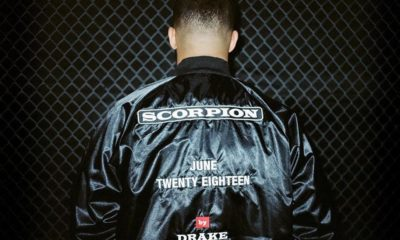 "Drake announces new album ""Scorpion"", set for June 2018 Release"