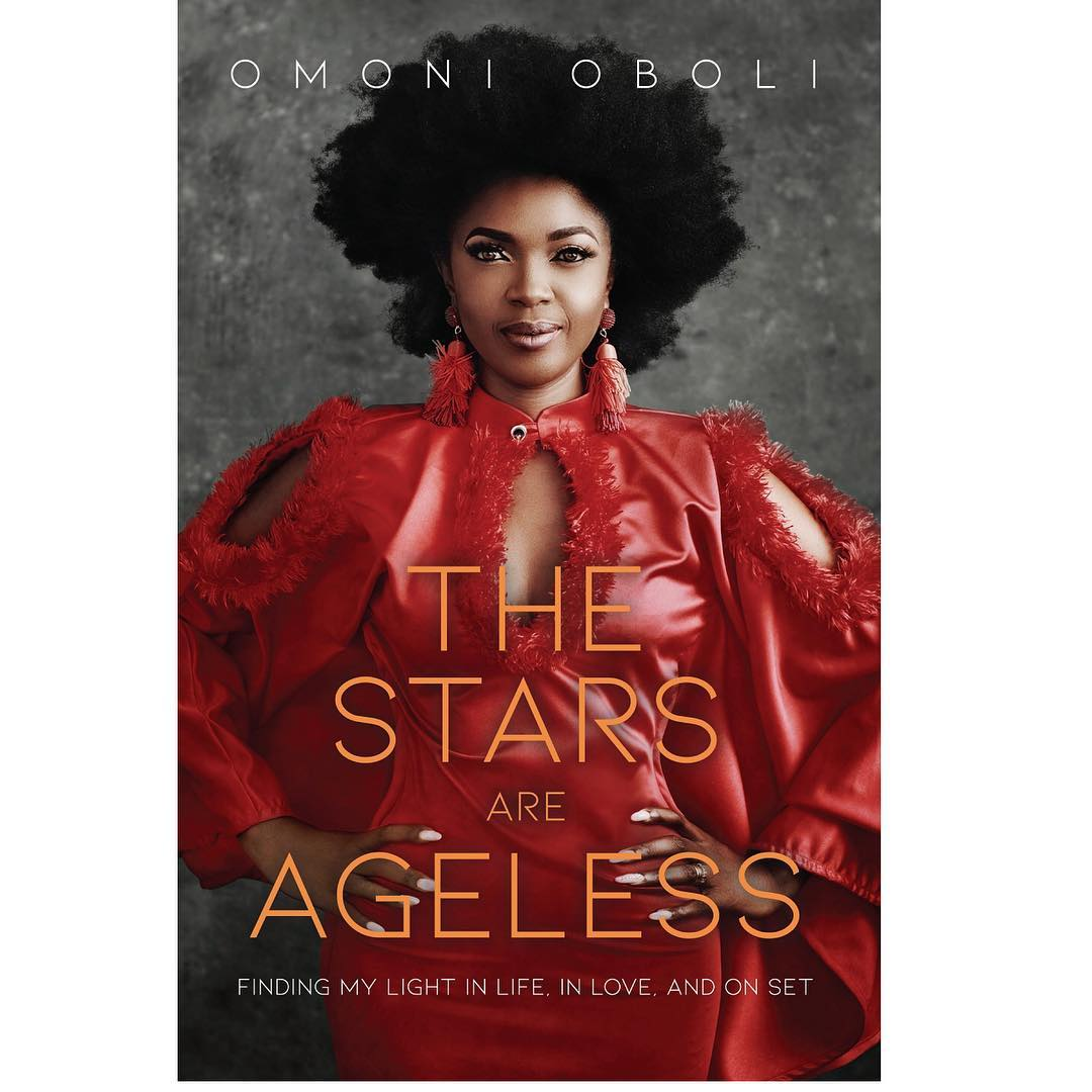 Omoni Oboli celebrates 40th Birthday with New Book