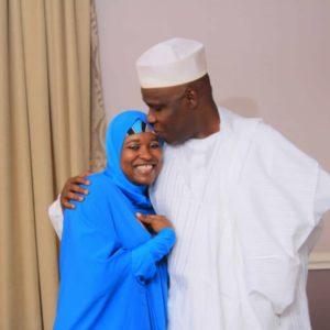 Aisha Yesufu & Husband Aliu celebrate 20th Wedding Anniversary