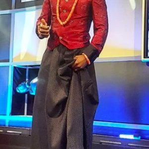 #BBNaija: Ebuka Obi-Uchendu Spiced things up the Niger Delta Way for Tonight's Live Show