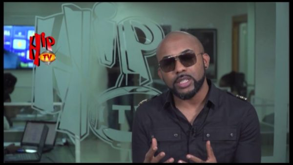 My concern is to get as many young people as possible to register to vote | WATCH Banky W talk EME Entertainment, 2019 Elections & Adesua Etomi Singing | BellaNaija