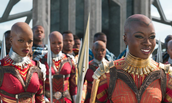 "Ryan Coogler says Female ""Black Panther"" spinoff ""would be amazing"" 