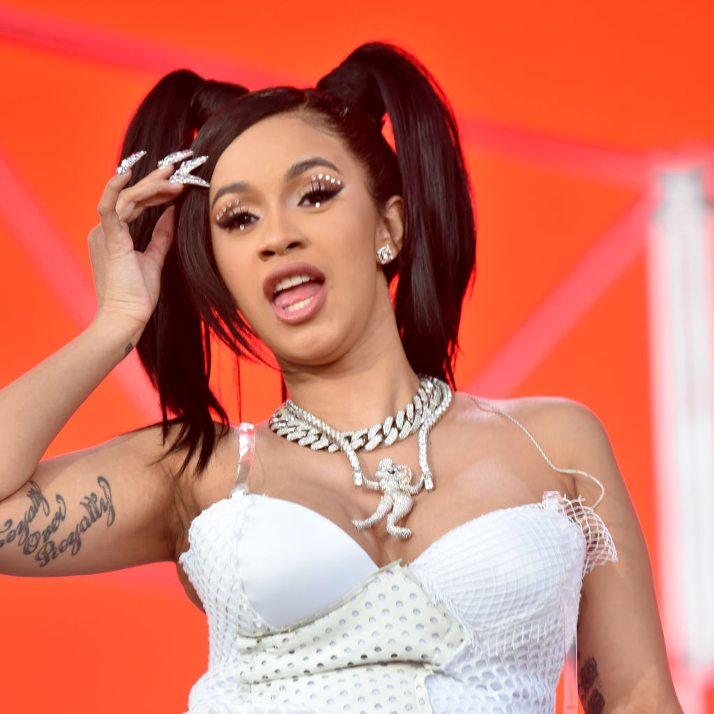 Cardi B counter 'sues' ex manager for R203 million