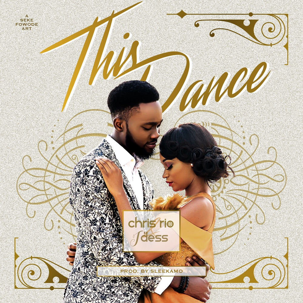 "The Voice Nigeria's Chris Rio & J'Dess release Lovely Duet ""This Dance"" 