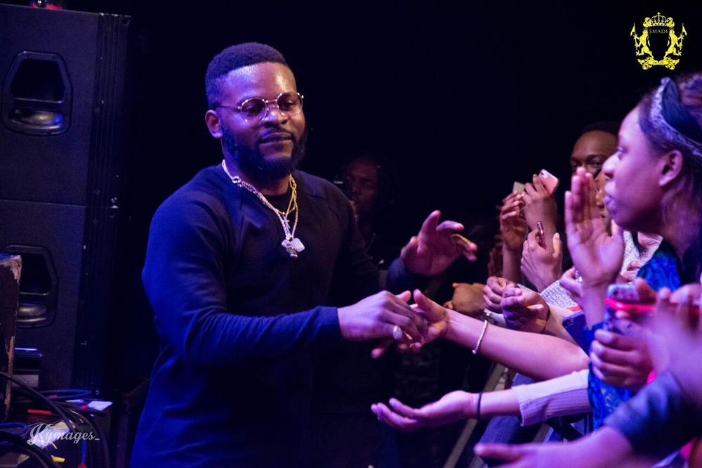 The Bahd Guy! Falz completes 4-day UK Tour