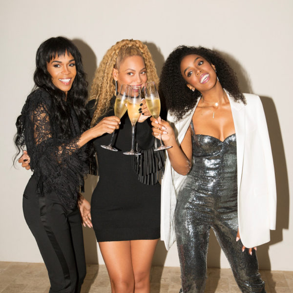 Destiny's Child reunites after Coachella Performance | BellaNaija