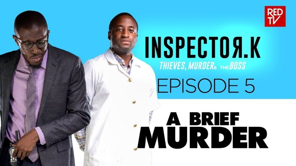 "Episode 5 of Inspector K's Second Season is Here! WATCH ""A Brief Murder"" on BN TV"
