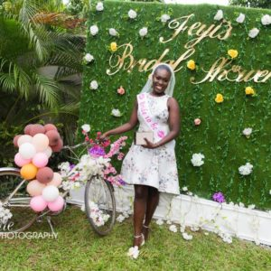 bn bridal shower feyis garden themed party niflovesfey
