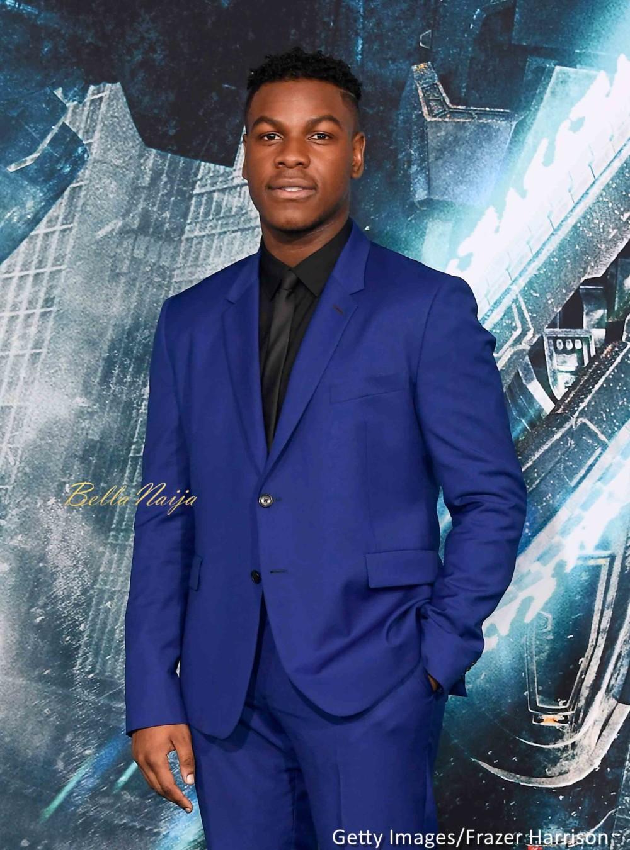 "John Boyega reveals his reaction on joining the ""Star Wars"" Franchise"