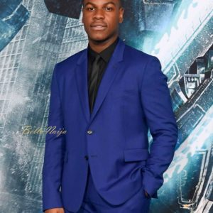 """""""I designed Jake—from his haircut to his look"""" - John Boyega discusses """"Pacific Rim Uprising"""" on ELLE"""