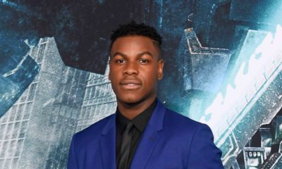 """I designed Jake—from his haircut to his look"" - John Boyega discusses ""Pacific Rim Uprising"" on ELLE"