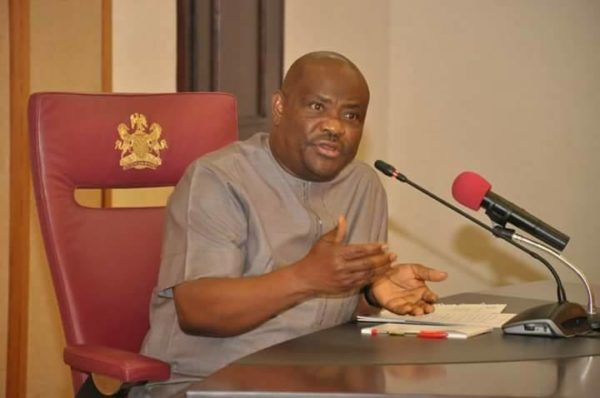 """They are plotting to assassinate me"" - Governor Wike 