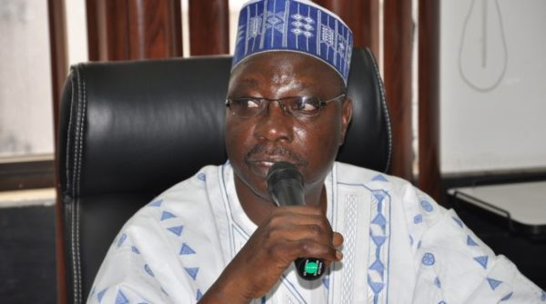 Gombe Senator reportedly held Hostage by Constituents - BellaNaija