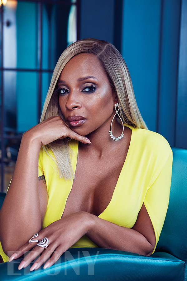 Mary J Blige Is Claiming Her Power Check Out Her Ebony