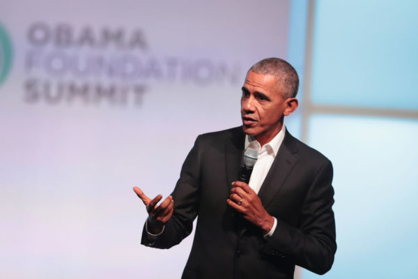 Barack Obama launches Youth Sports Centre founded by Half-Sister in Kenya | BellaNaija