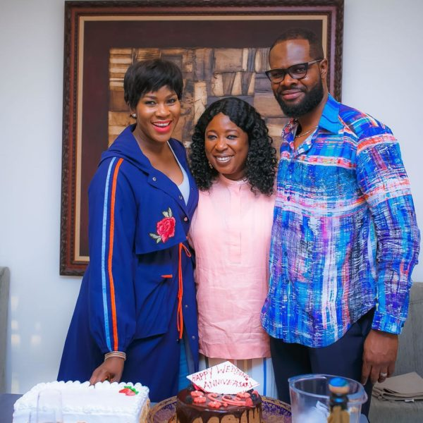 Issa Getaway! Stephanie Linus & Husband Hosted In Abuja On